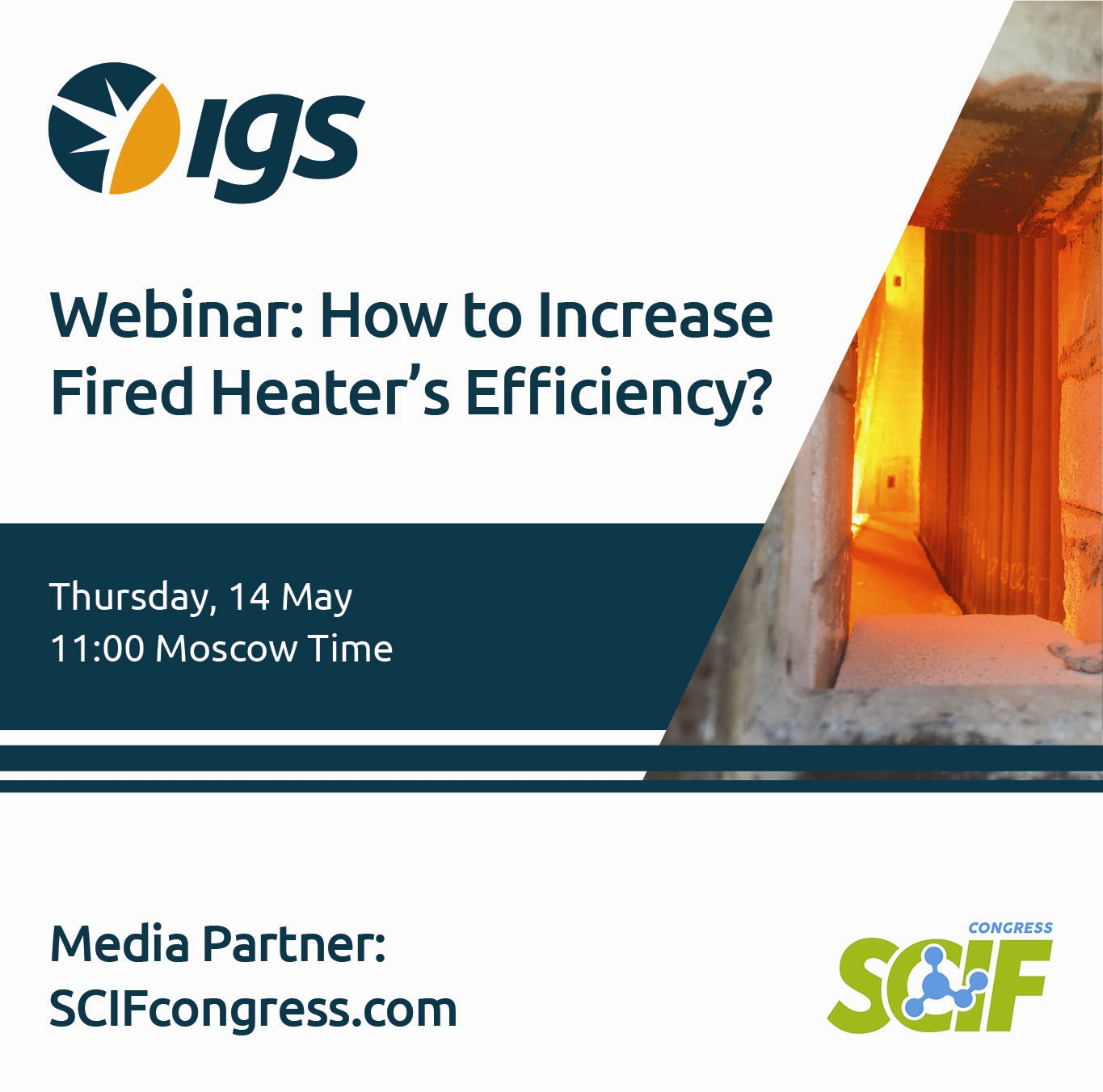 Free webinar IGS with information support of the SCIF Congress