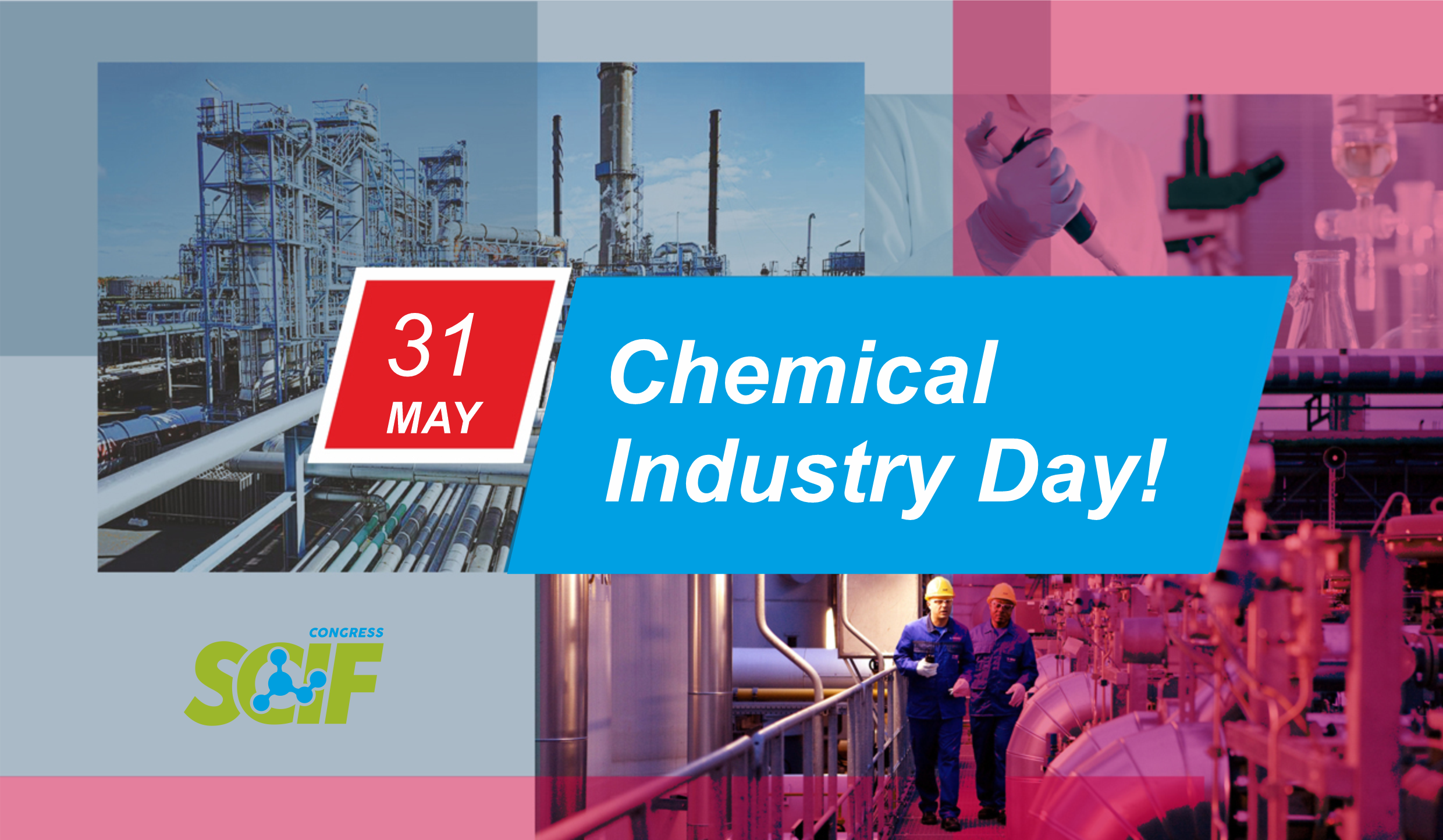 Congratulations on Chemical Industry Day!