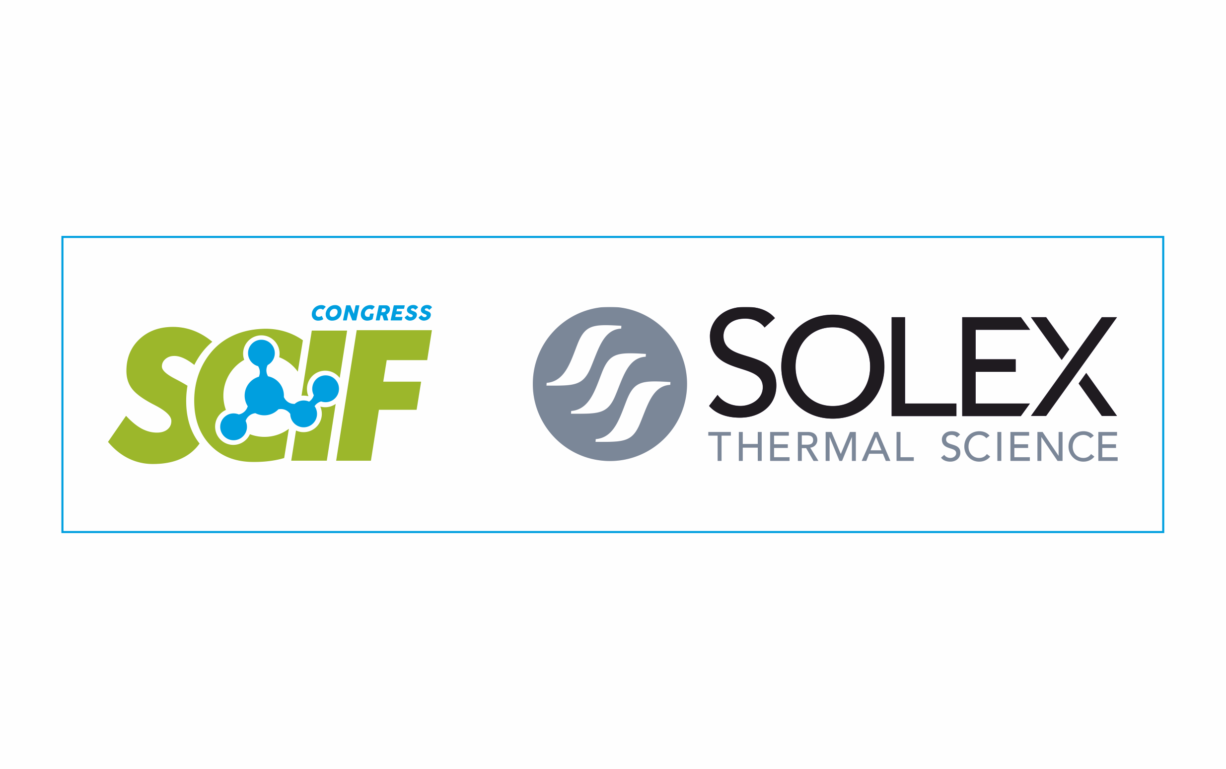 Signed a strategic partnership agreement between SCIF Congress and SOLEX Thermal Science Inc.